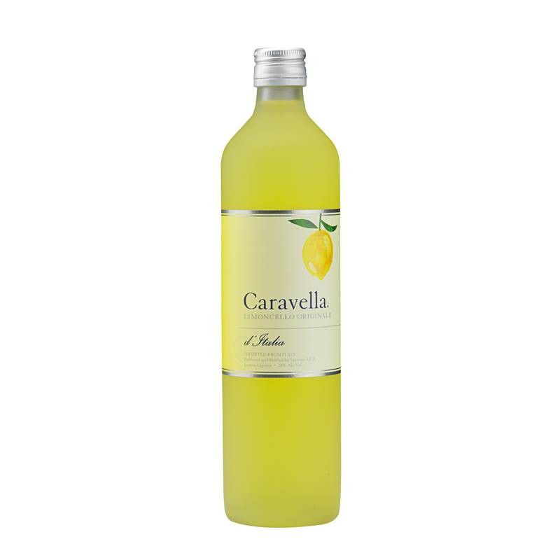 Licor Caravella Limoncello Limão 750ml