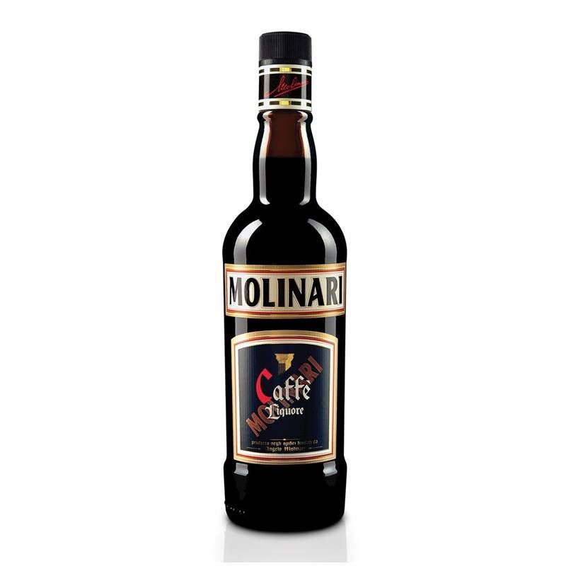 Licor Molinari Caffe 700ml 03 Unidades