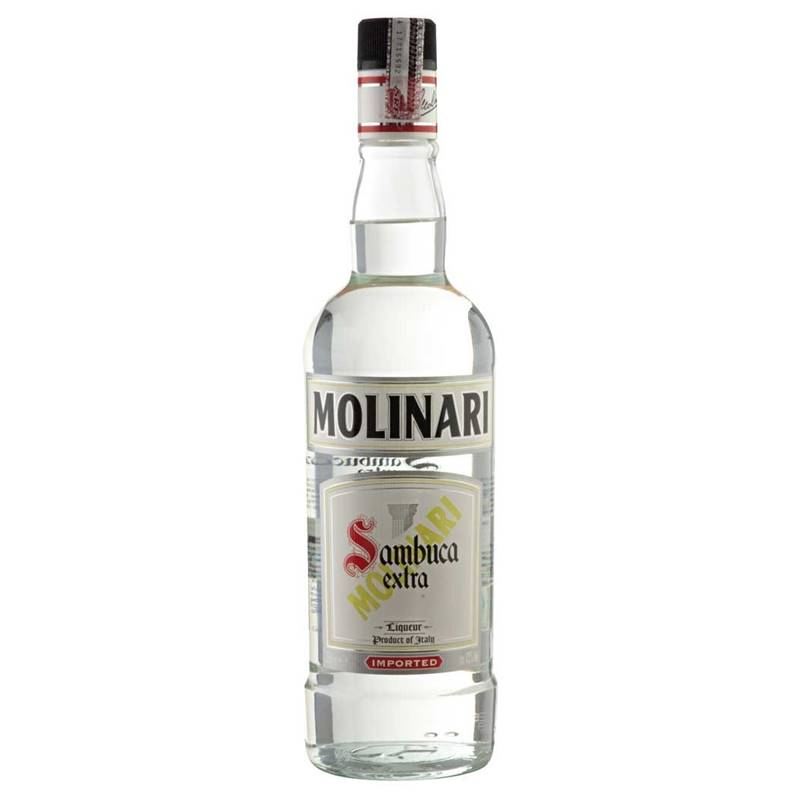 Licor Molinari Sambuca Anis 750ml Italiano
