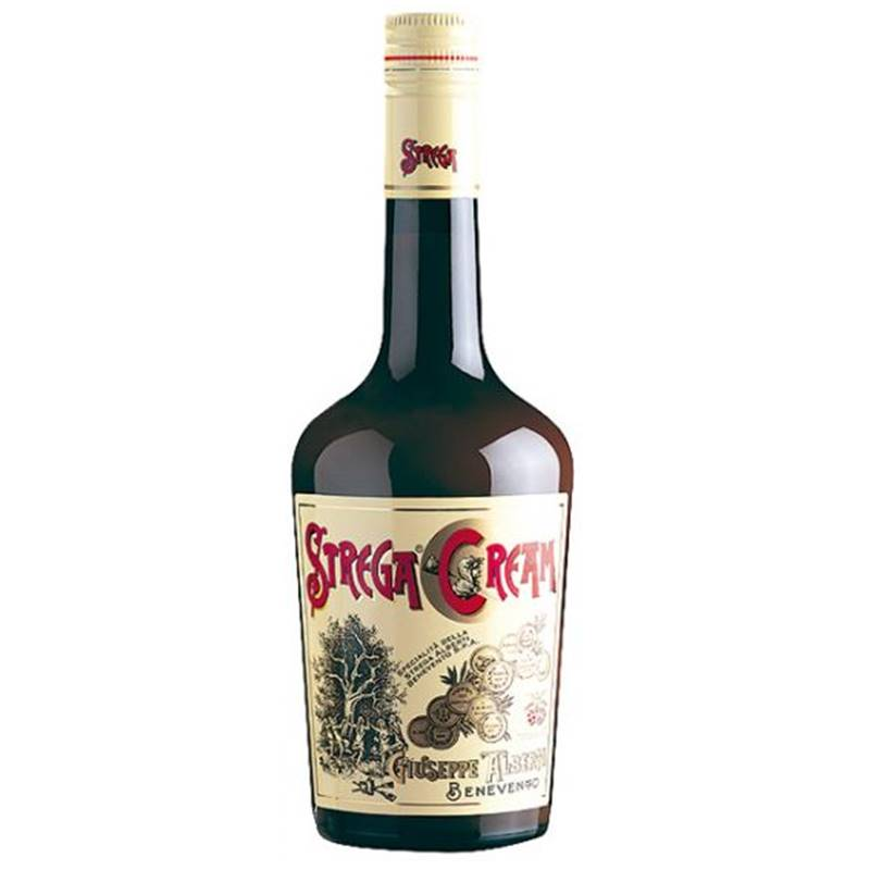 Licor Strega Cream 700ml 06 Unidades