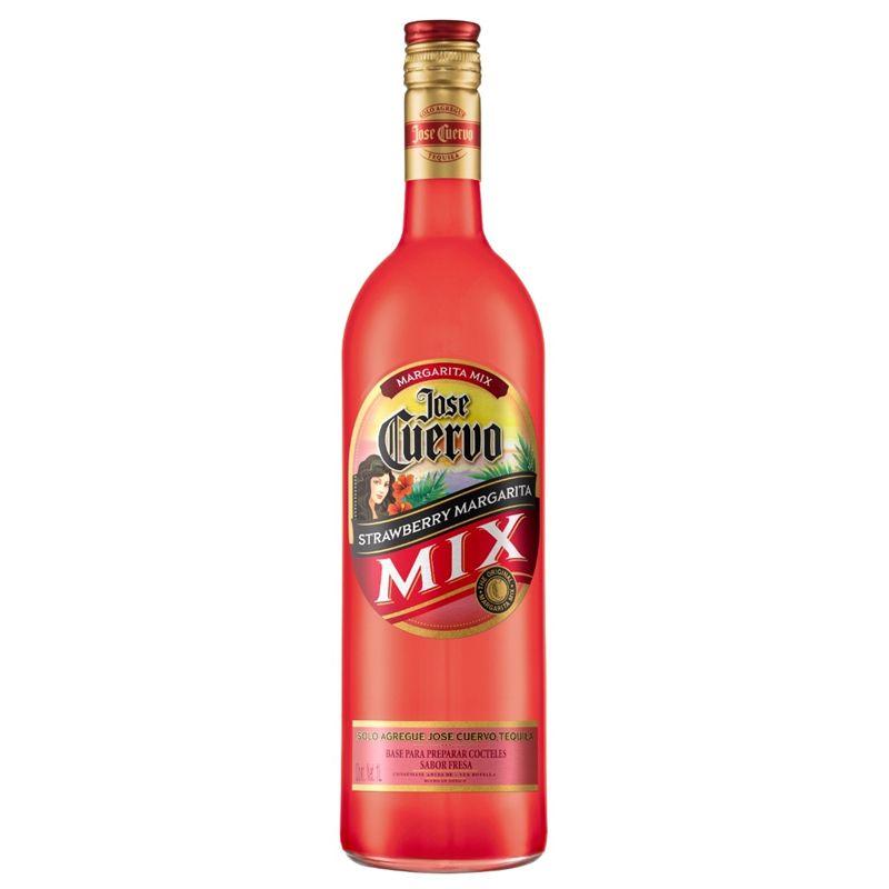 Margarita Mix Jose Cuervo Morango 1 Lt 03 Unidades