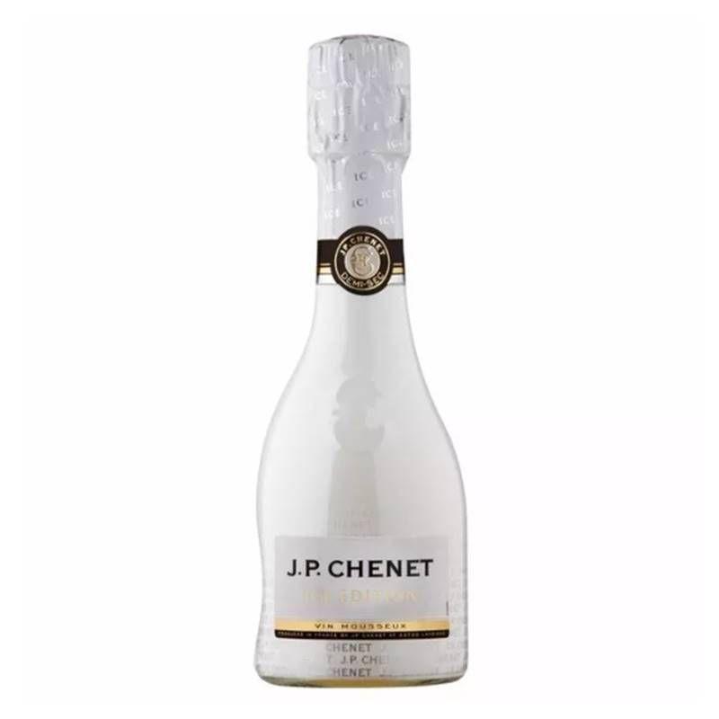 Mini Espumante Jp Chenet Ice Edition Branco 200ml 12 Unidades