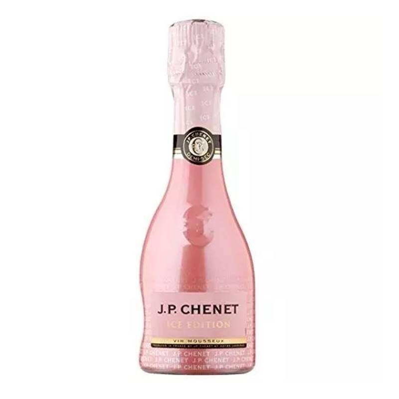 Mini Espumante Jp Chenet Ice Edition Rose 200ml 12 Unidades