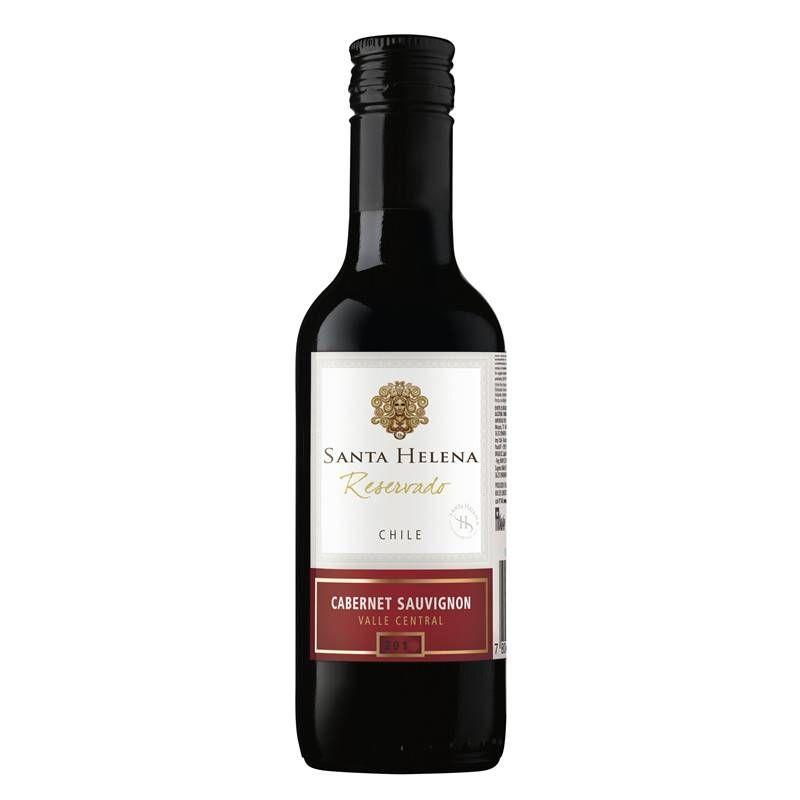 Mini Vinho Santa Helena Cabernet Sauvignon 187ml 03 Unidades