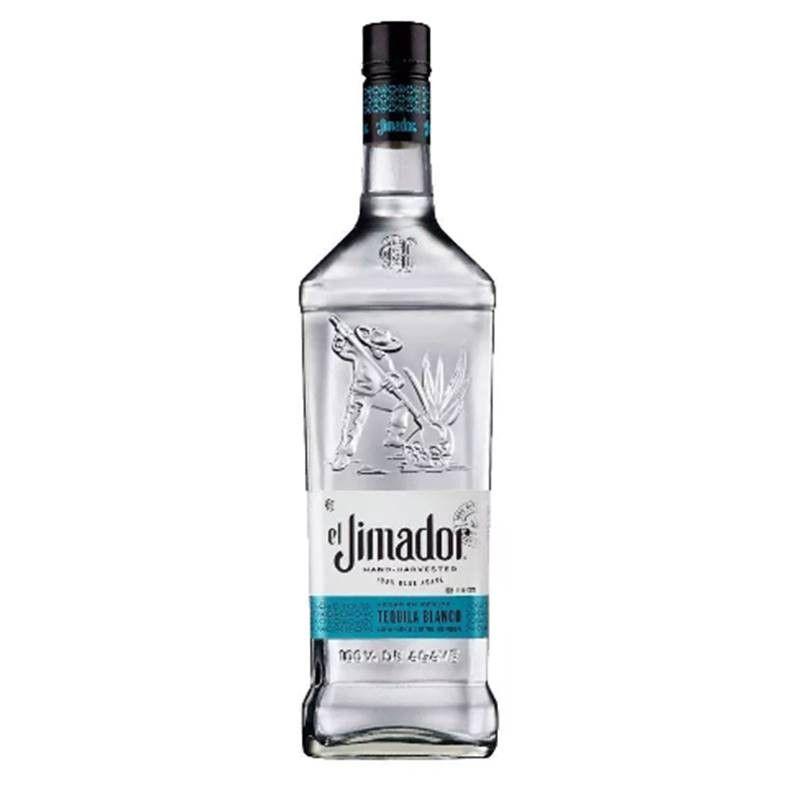 Tequila El Jimador Blanco 750ml 06 Unidades