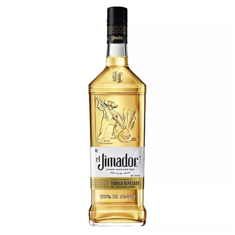 Tequila El Jimador Reposado 750ml 03 Unidades