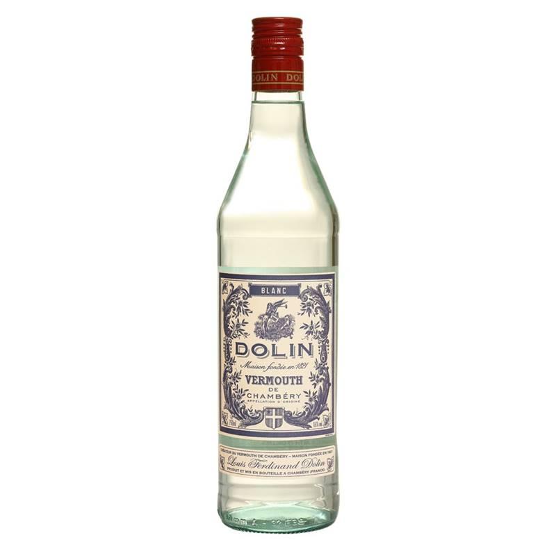 Vermouth Vermute Dolin Blanc 750ml 03 Unidades