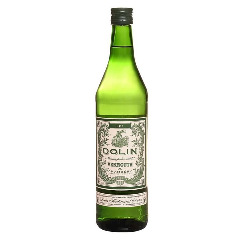 Vermouth Vermute Dolin Dry 750ml 06 Unidades
