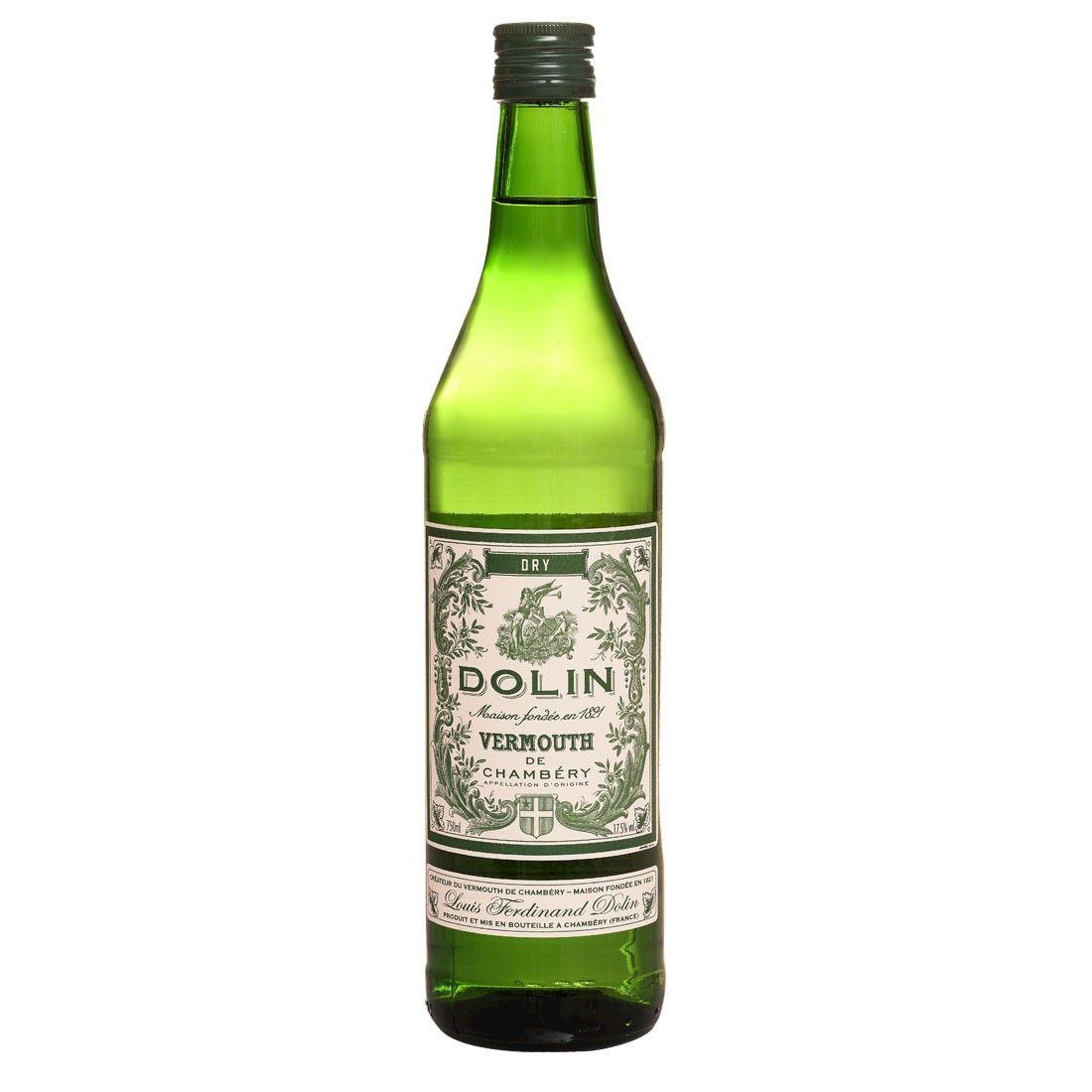 Vermouth Vermute Dolin Dry 750ml