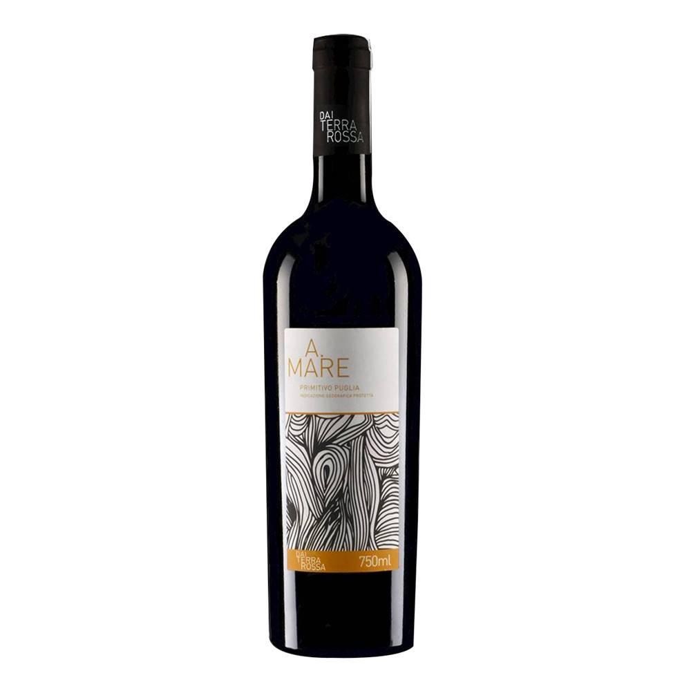 Vinho A. Mare Primitivo Puglia IGP 750ml
