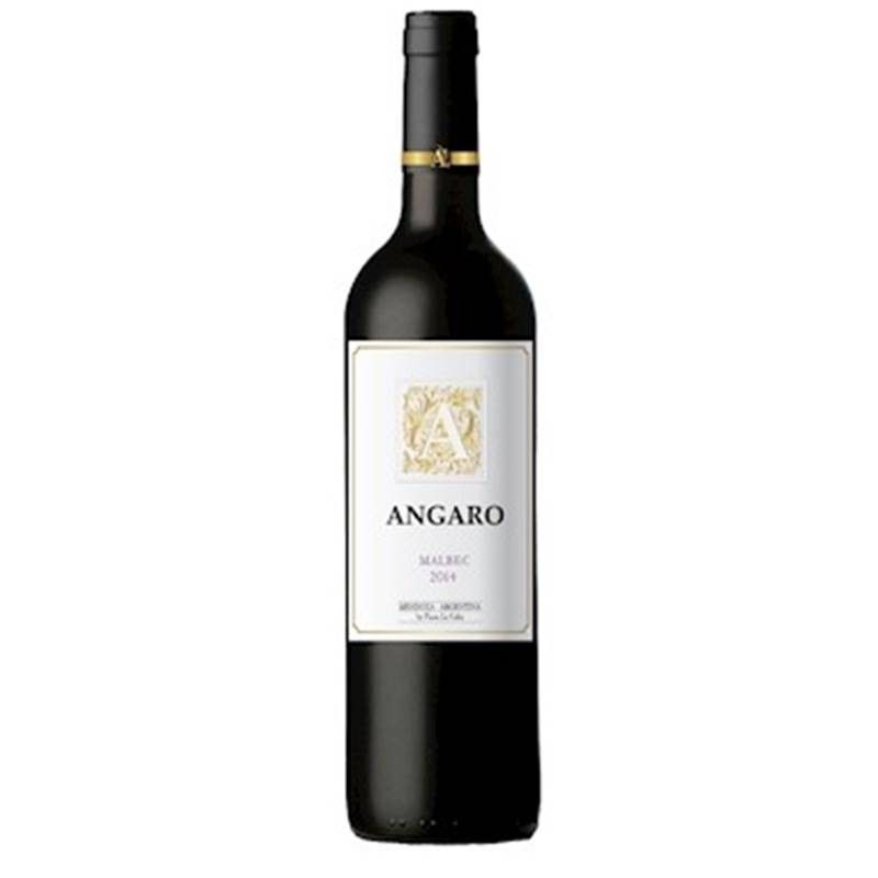 Vinho Angaro Malbec 750ml 06 Unidades