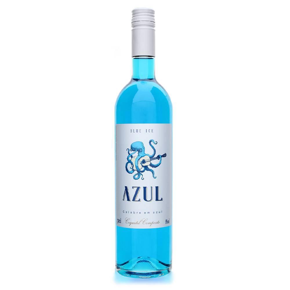 Vinho Azul Ice Moscato Casa Motter 750ml
