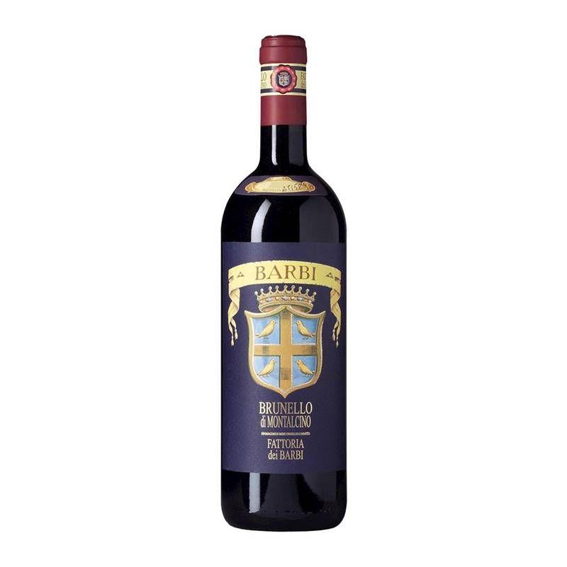 Vinho Barbi Brunello Di Montalcino 750ml 06 Unidades