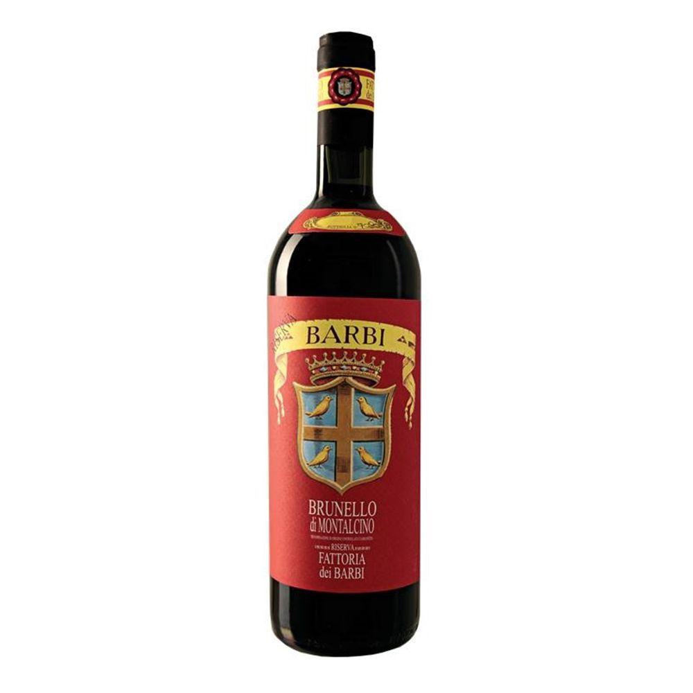 Vinho Barbi Brunello Di Montalcino Riserva 750ml 03 Unidades
