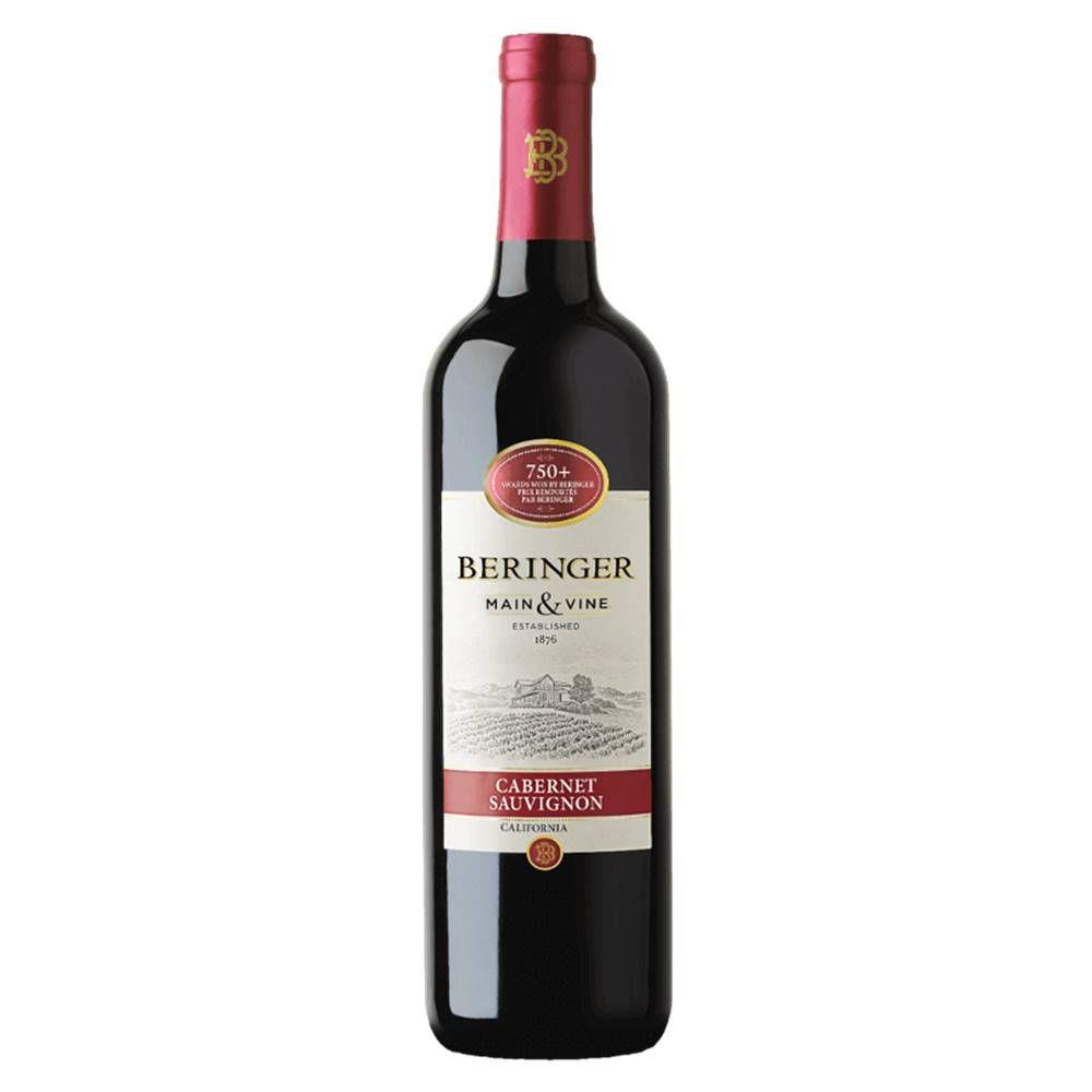 Vinho Beringer Cabernet Sauvignon 750ml