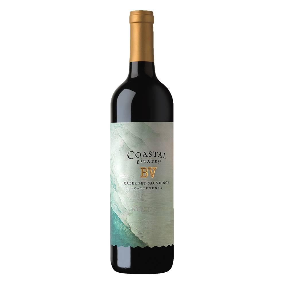 Vinho BV Coastal Estates Cabernet Sauvignon 750ml