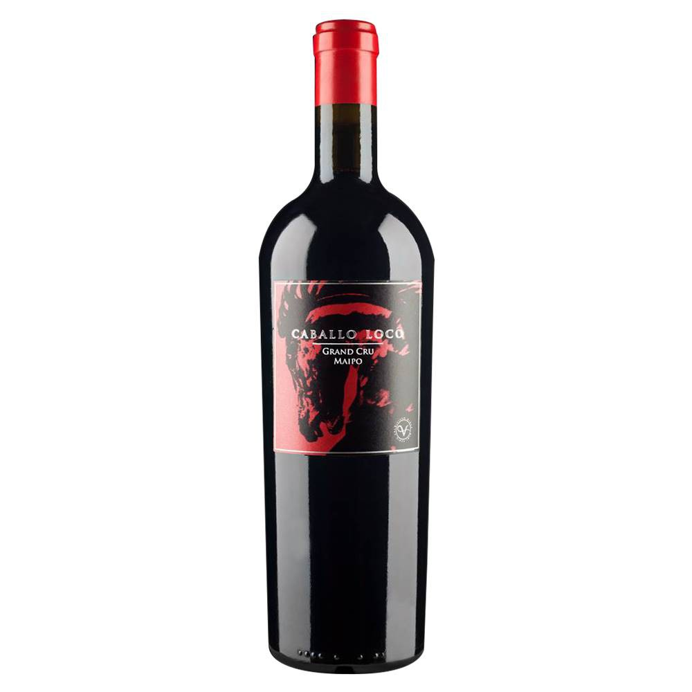 Vinho Caballo Loco Grand Cru Maipo 750ml