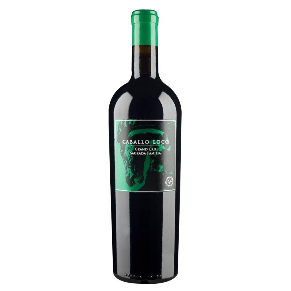 Vinho Caballo Loco Grand Cru Sagrada Família 750ml