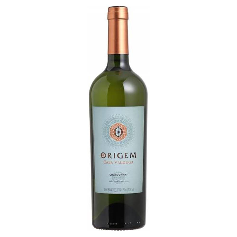 Vinho Casa Valduga Origem Chardonnay 750ml