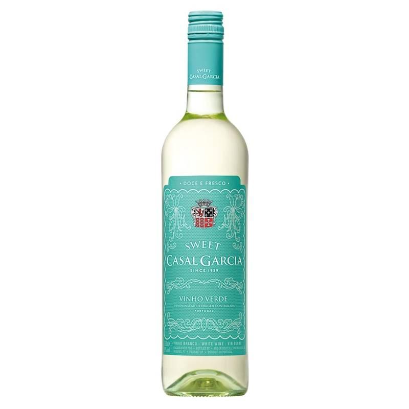Vinho Casal Garcia Sweet Branco Suave 750ml 03 Unidades