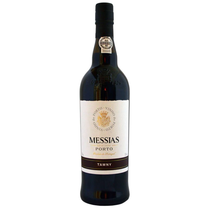 Vinho Do Porto Messias Tawny 750ml 06 Unidades