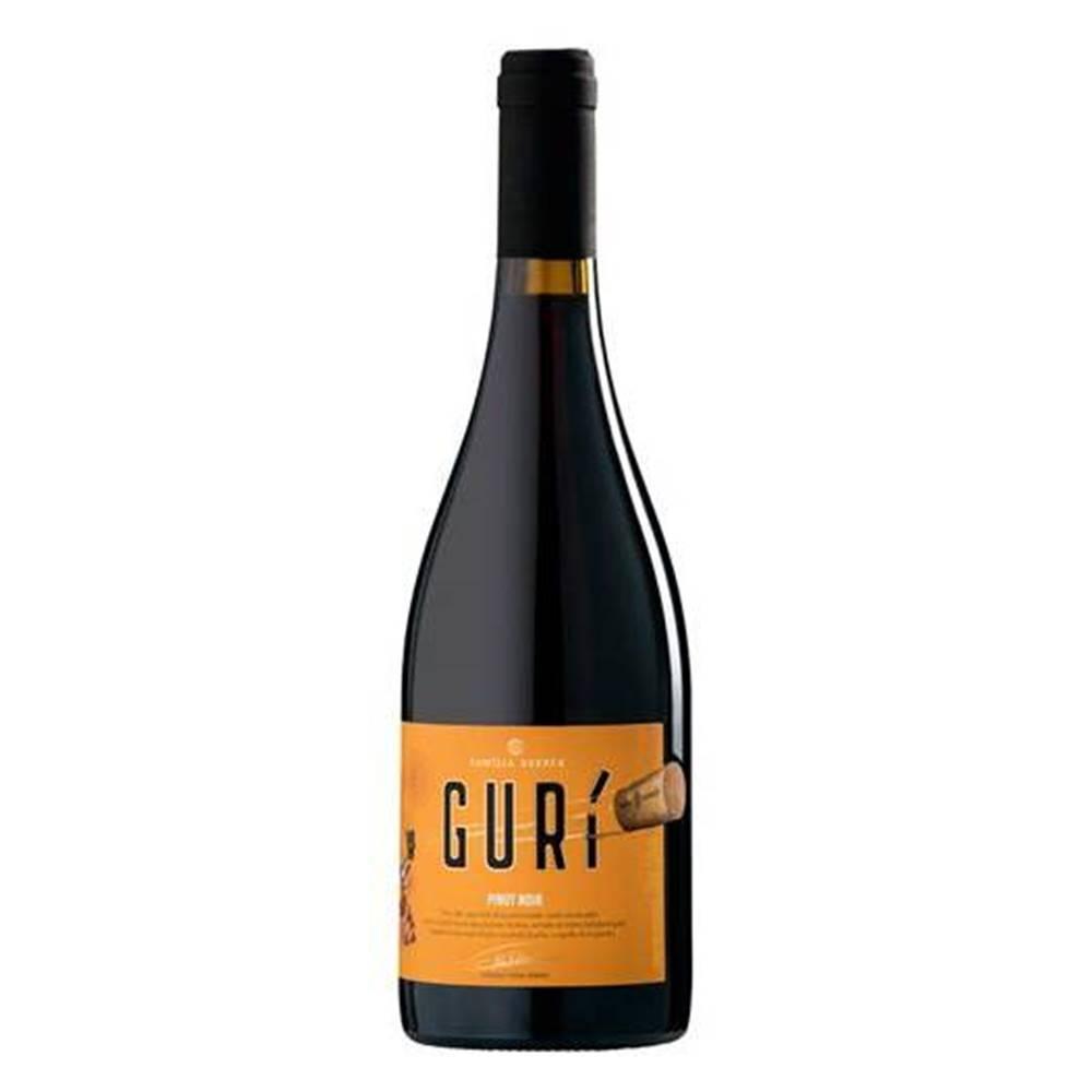 Vinho Família Bebber Gurí Pinot Noir 750ml
