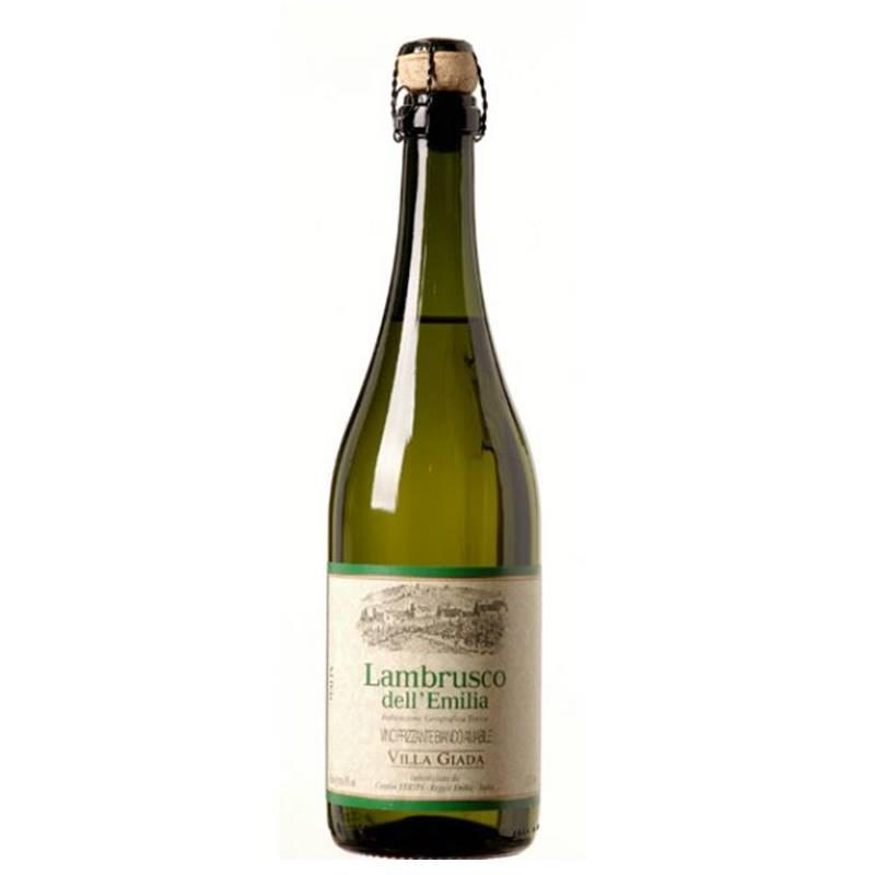 Vinho Frisante Lambrusco Dell Emilia Villa Giada Branco 03 Un