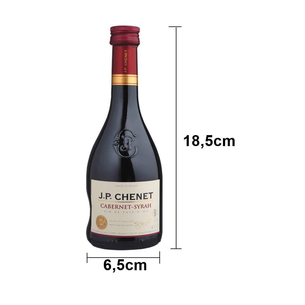 Vinho JP Chenet Cabernet-syrah 250ml