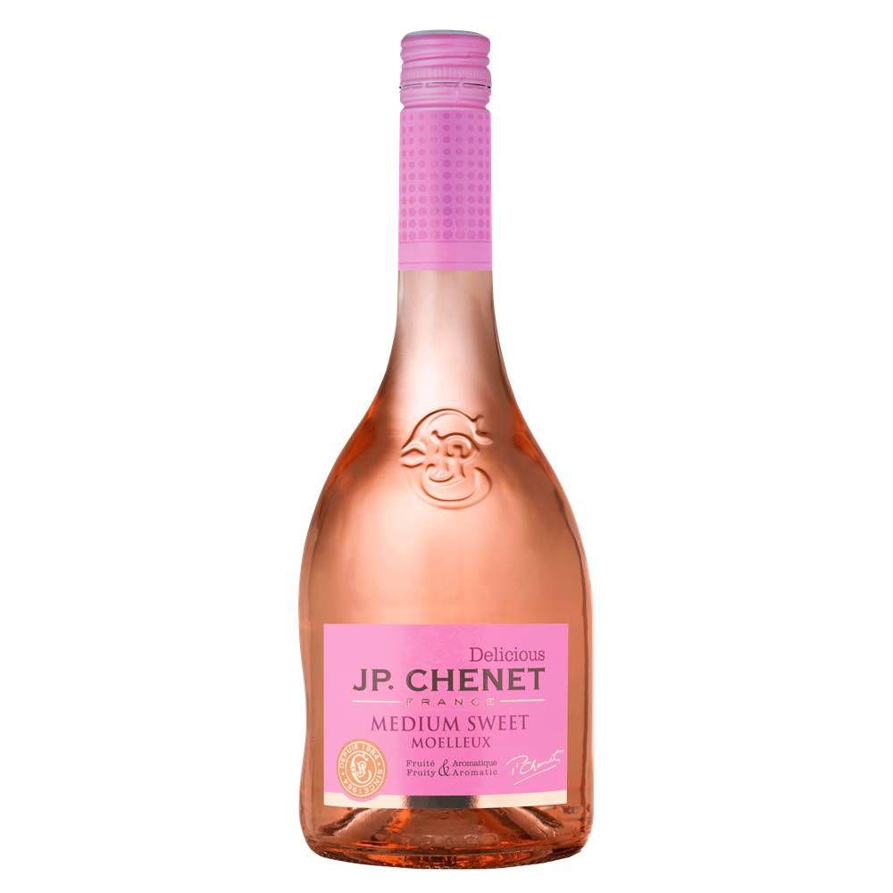 Vinho JP Chenet Delicious Rosé Suave 750ml