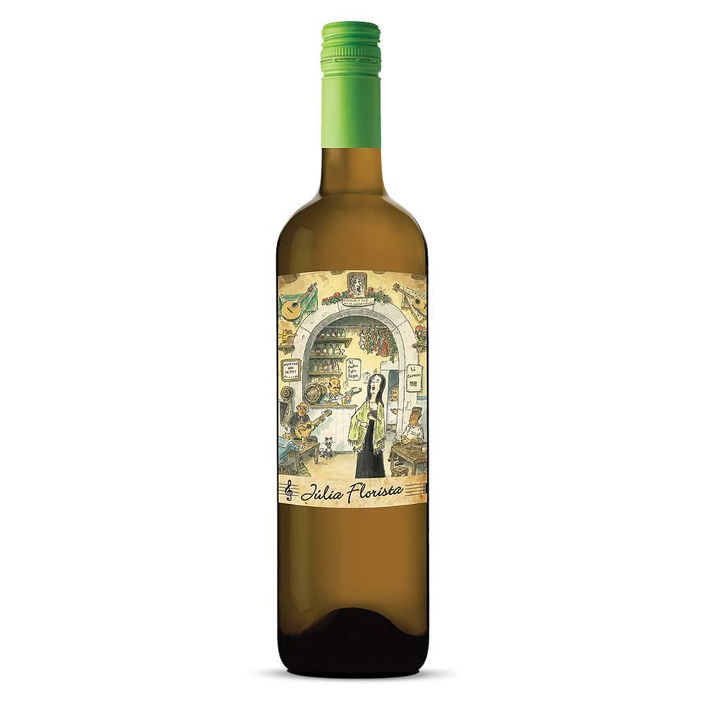 Vinho Julia Florista Branco 750ml