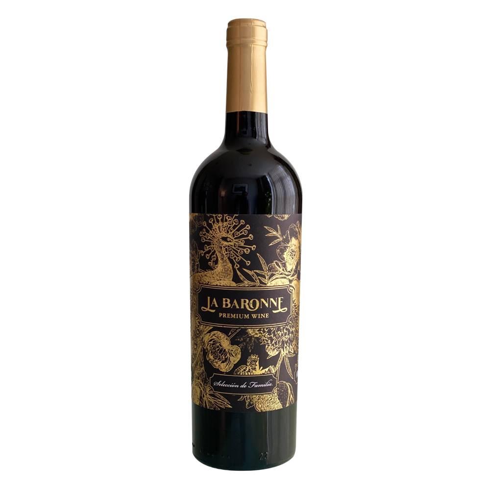 Vinho La Baronne Reserva de Família 750ml