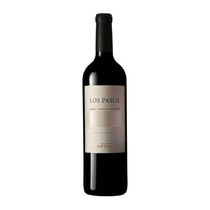 Vinho Los Pasos Malbec Cabernet Sauvignon 750ml 03 Unidades