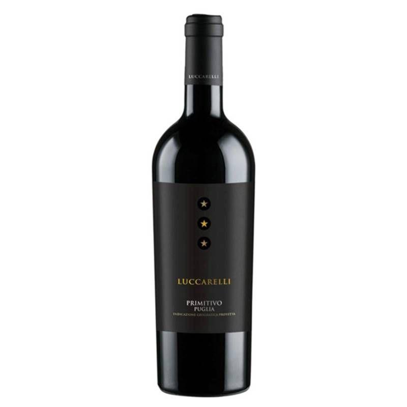 Vinho Luccarelli Primitivo 750ml