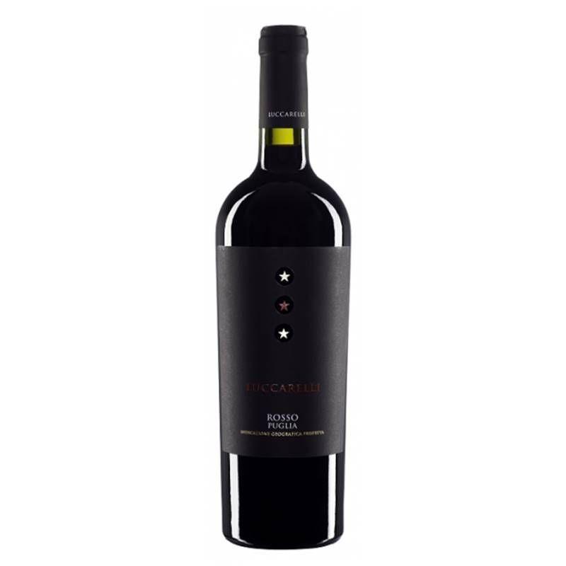 Vinho Luccarelli Rosso 750ml