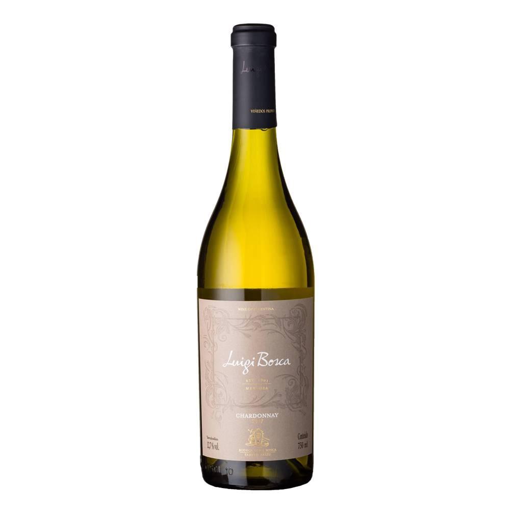 Vinho Luigi Bosca Chardonnay 750ml