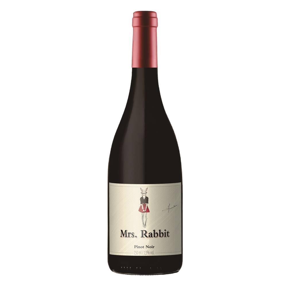 Vinho Mrs. Rabbit Pinot Noir 750ml