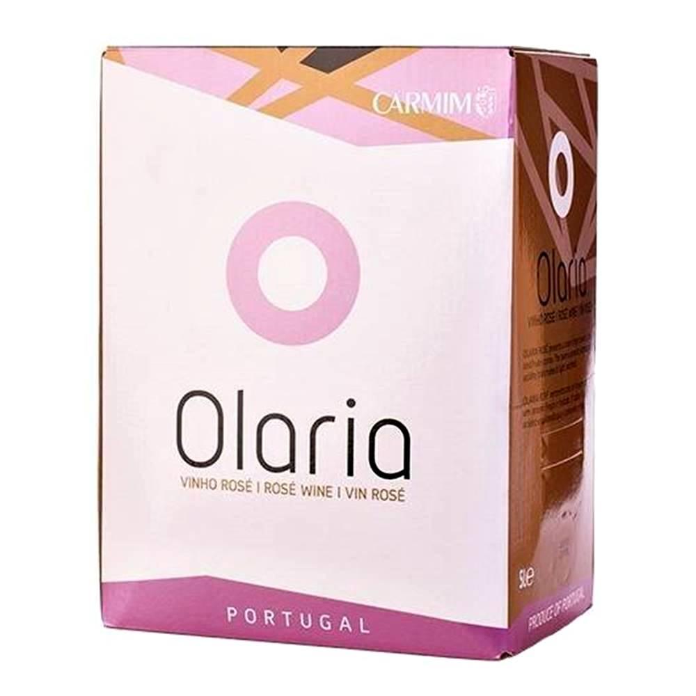 Vinho Olaria Rosé Bag In Box 5Lt