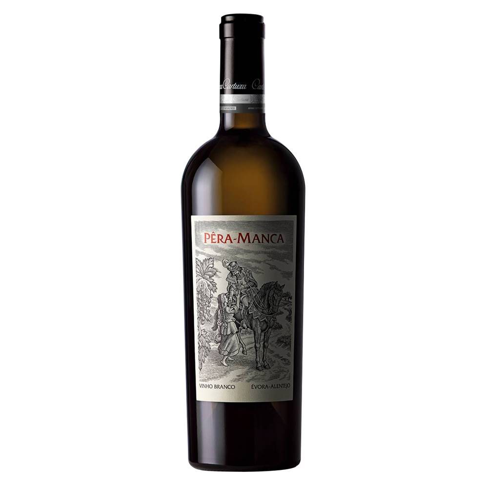 Vinho Pêra-Manca Branco Cartuxa DOC Alentejo Évora 750ml