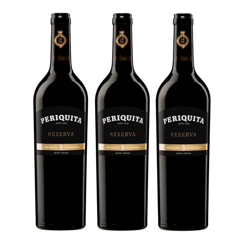 Vinho Periquita Reserva 750ml 03 Unidades