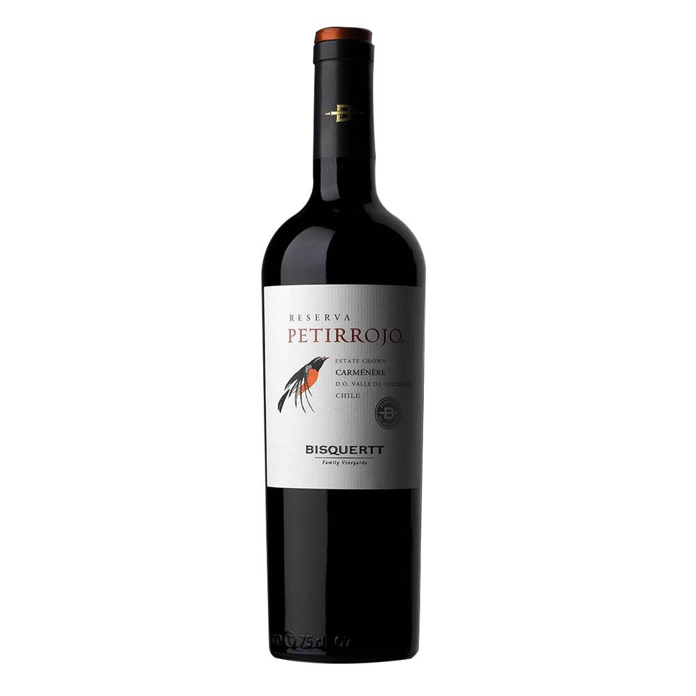 Vinho Petirrojo Reserva Carménère 750ml