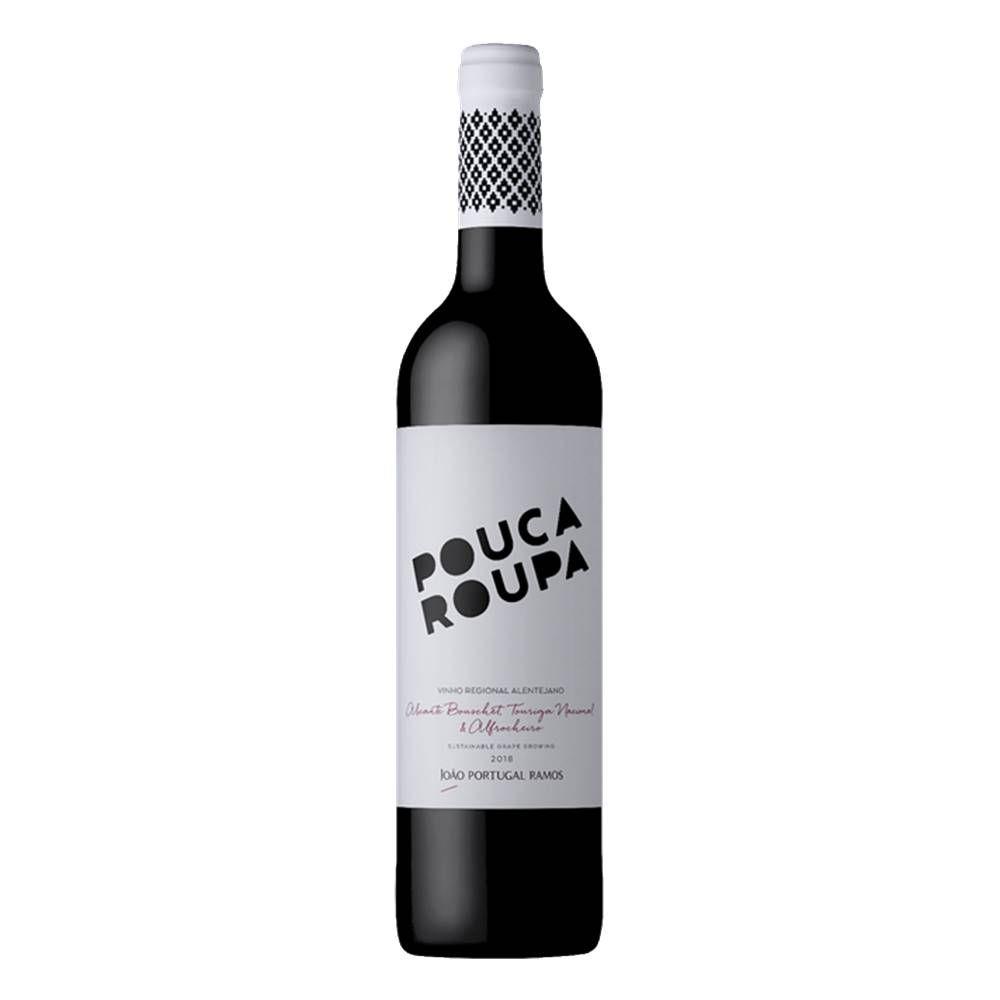 Vinho Pouca Roupa Tinto 750ml