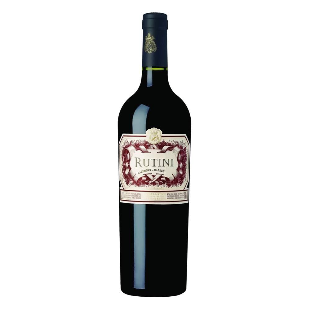 Vinho Rutini Cabernet - Malbec 750ml