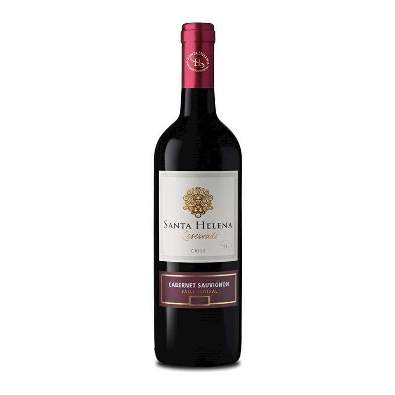 Vinho Santa Helena Reservado Cabernet Sauv 750ml 03 Unidades