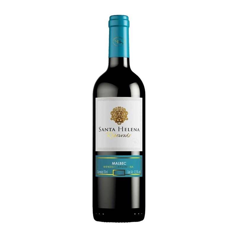 Vinho Santa Helena Reservado Malbec 750ml