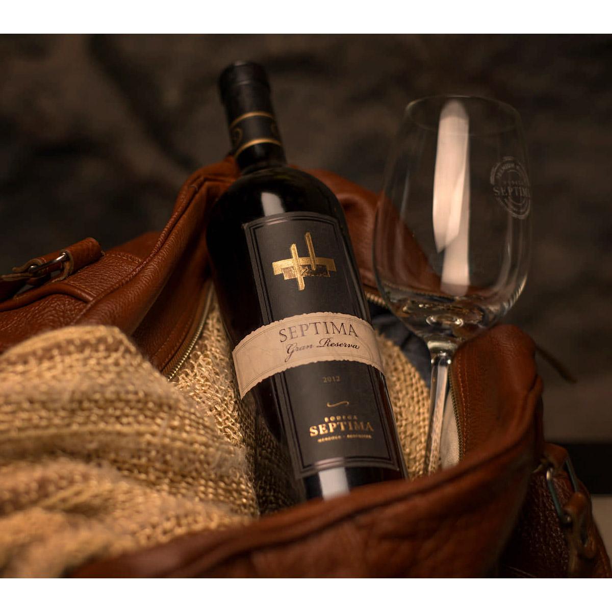 Vinho Septima Gran Reserva Blend 750ml