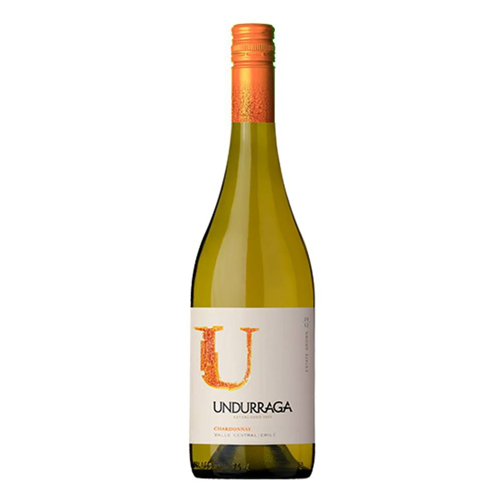 Vinho Undurraga U Chardonnay 750ml