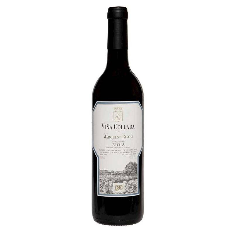 Vinho Viña Collada By Marqués De Riscal 750ml 06 Unidades