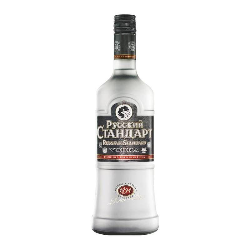 Vodka Russian Standard 1 Lt