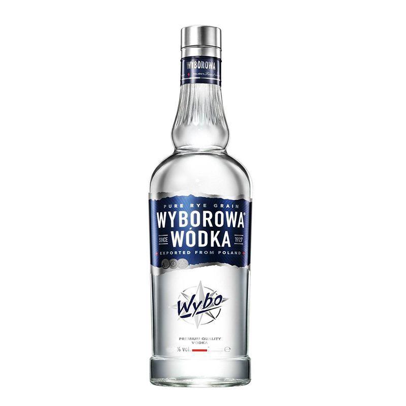 Vodka Wyborowa 750ml 06 Unidades