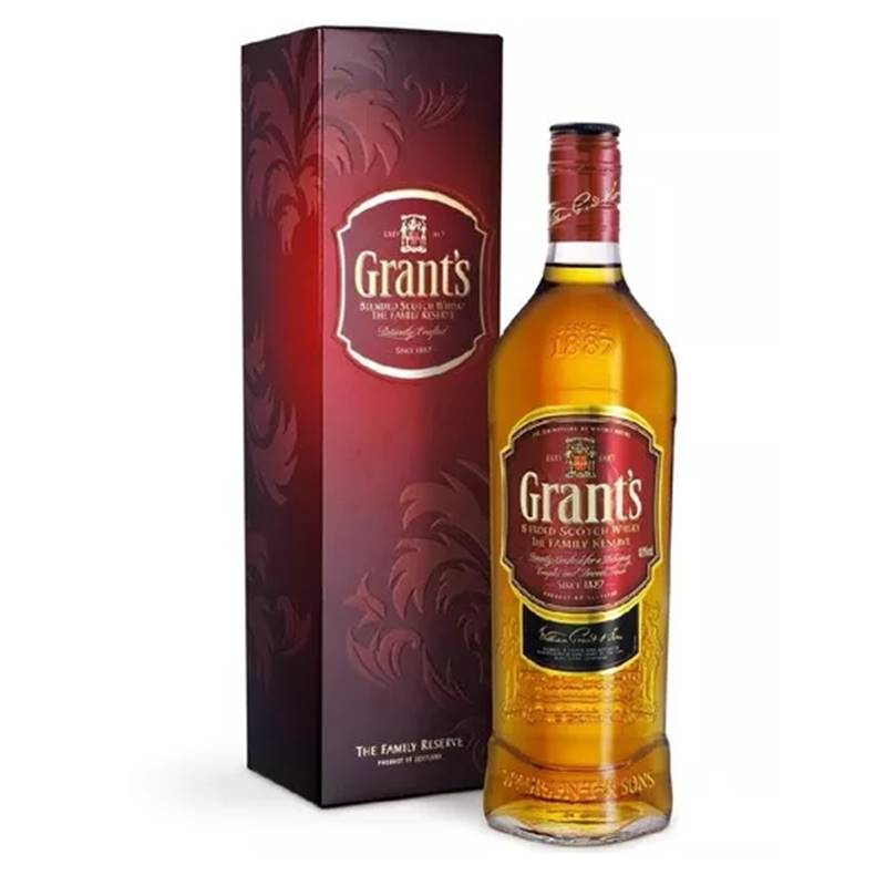 Whisky Grants Family Reserve 1 Lt